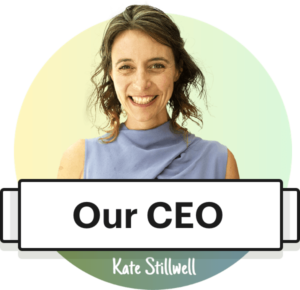 Kate Stillwell, CEO of Jumpstart Insurance