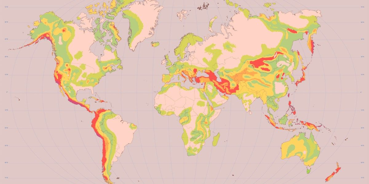 Are We Having More Earthquakes Than Usual?