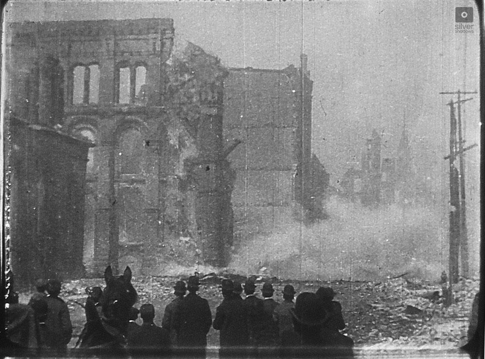 1906 San Francisco Earthquake