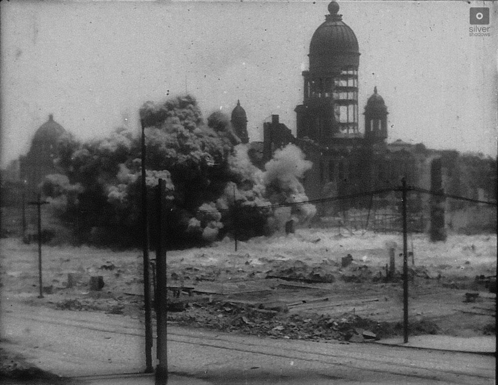 1906 San Francisco Earthquake - City Hall