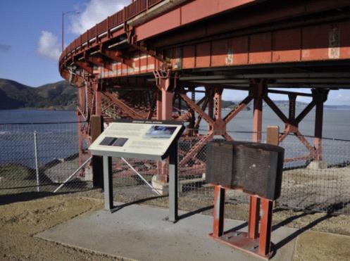 Base Isolation in San Francisco - Golden Gate Bridge Ramps