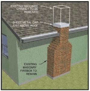 Falling chimneys - Fix No 3