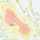 Ridgecrest earthquake insurance payout map