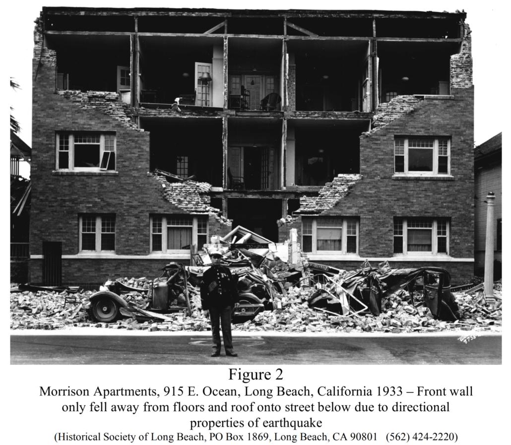 Brick Buildings Long Beach Collapse2
