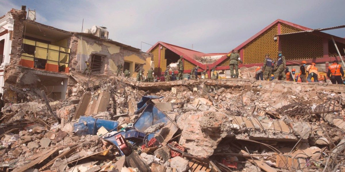 What Will Happen in the Aftermath of a Major Earthquake?