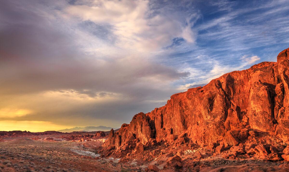 Magnitude 6.5 Earthquake in Nevada