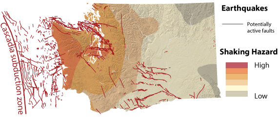 WA-surface-fault-lines